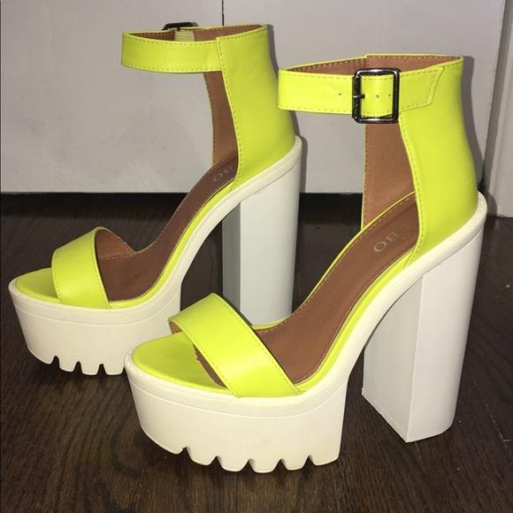 "96e41c9bddff Public Desire Shoes - Public desire heels - ""Tasha"""